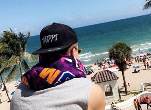 Haippi lippis Miami